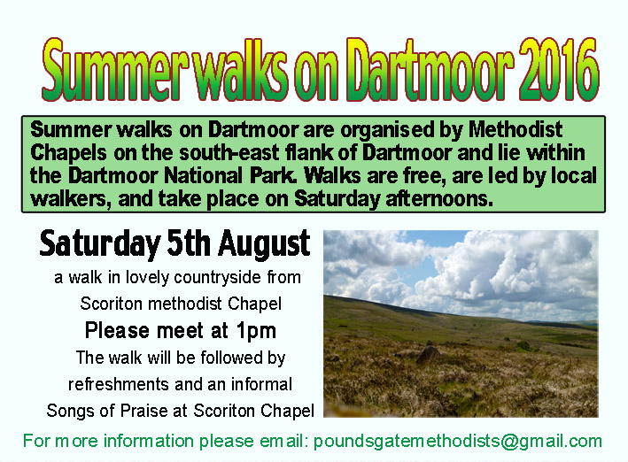 Summerwalks Methodists 170805